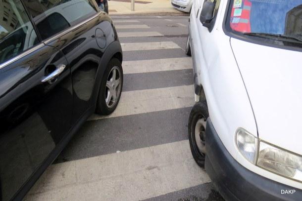 Zebraparkeren