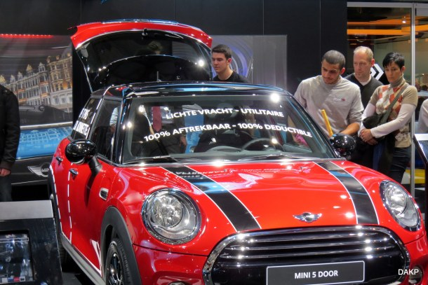 Minivrachtwagen