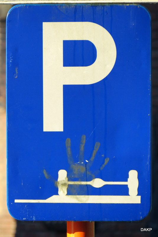 Stop parkeren