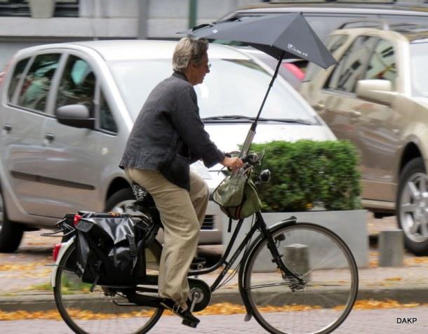 De eenzame fietser (1)