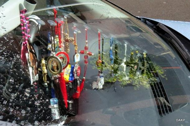 Veiligheid in de auto