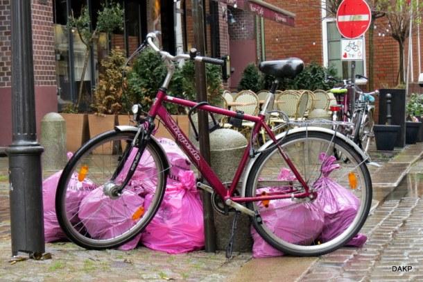 assorti parkeren (fiets)