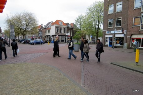 Delft shared space