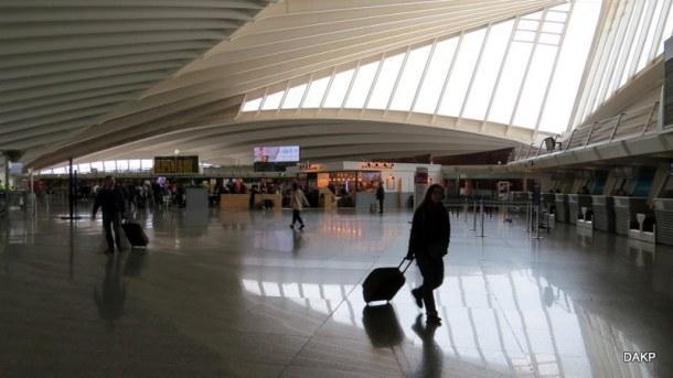 Luchthaven Bilbao
