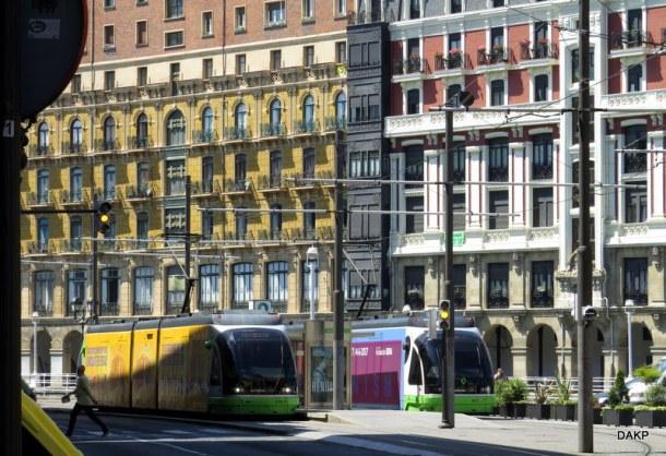 Trams Bilbao