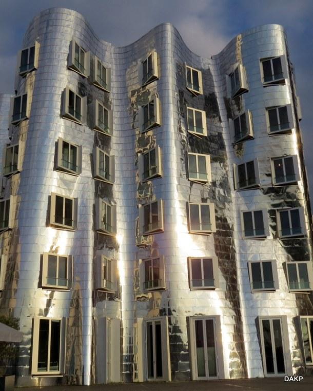 Dusseldorf Gehry