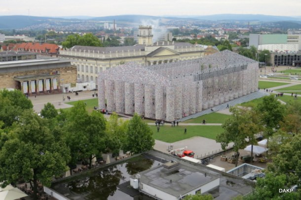 Kassel Parthenon of books (1)