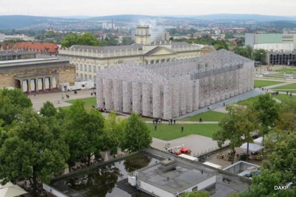 Kassel Parthenon of books (1)