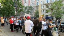 Betoging voor Parkje (4)