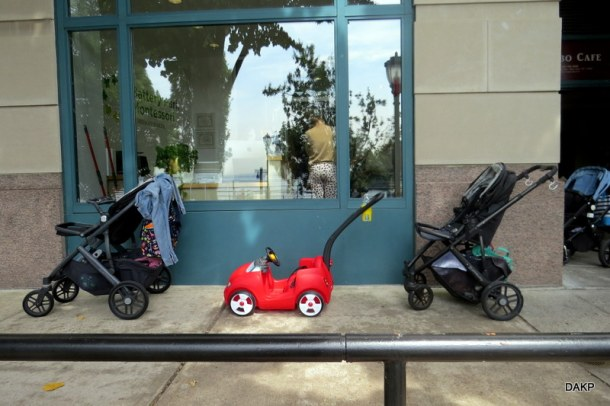 Kinder-wagen