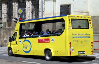 Praag Turistificatie