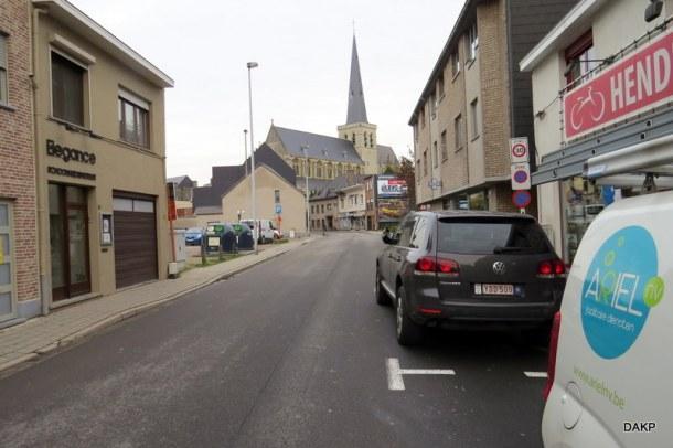 zone 30 verboden te parkeren