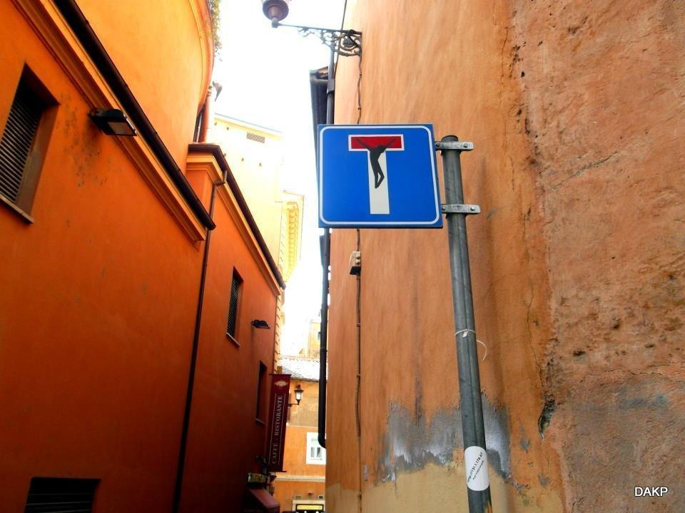 Christusbord in Rome