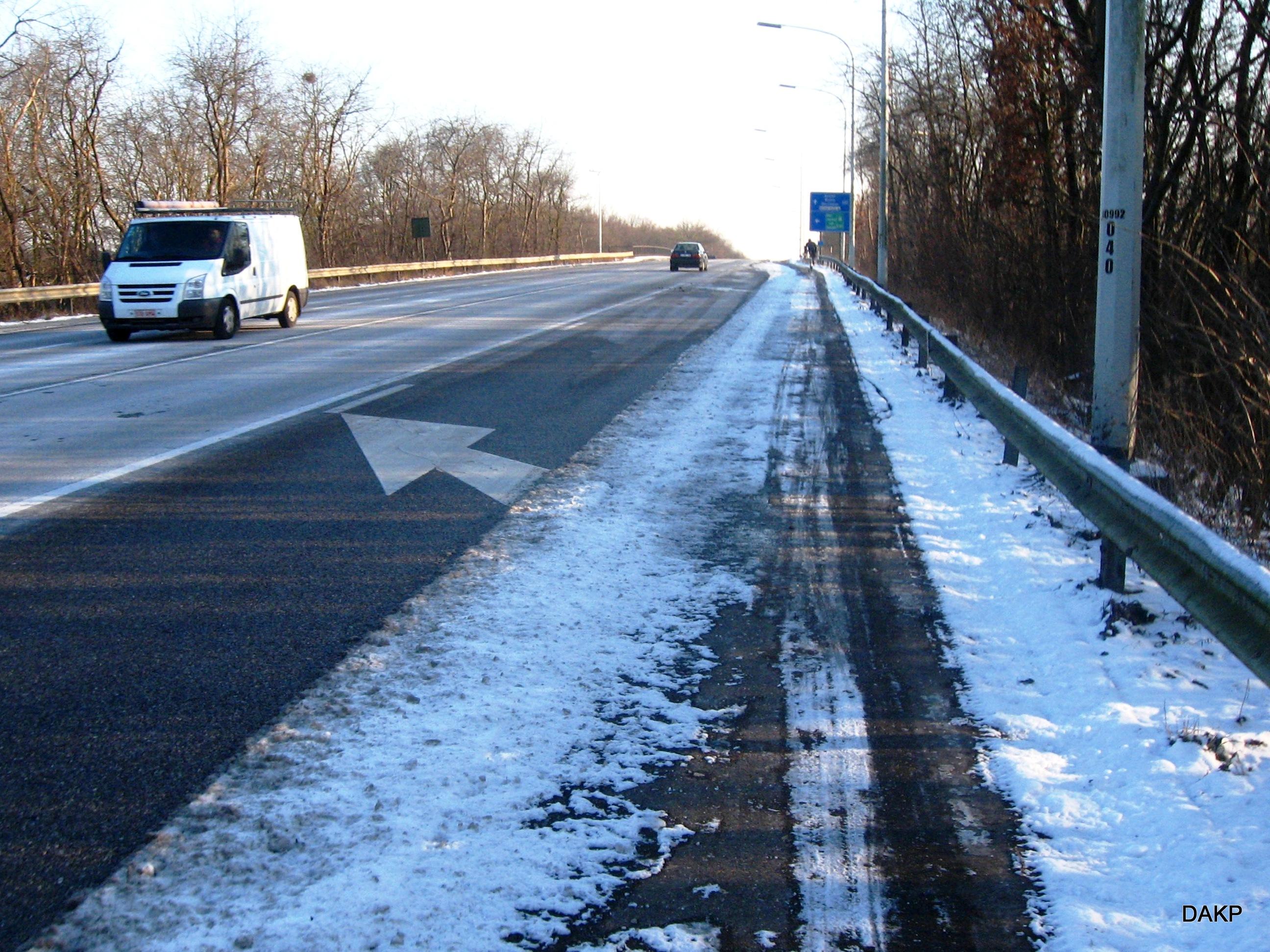 sneeuw en verkeer (30)